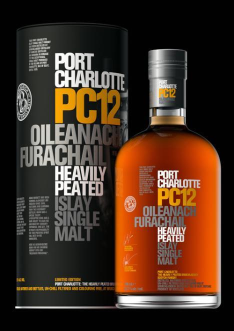 Port charlotte pc12 - Bruichladdich port charlotte ...